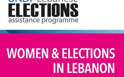 Women & Elections in Lebanon UNDP-LEAP