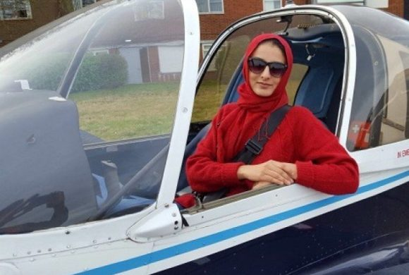 Pakistani Women scientist invents world's first eco-friendly aircraft engine