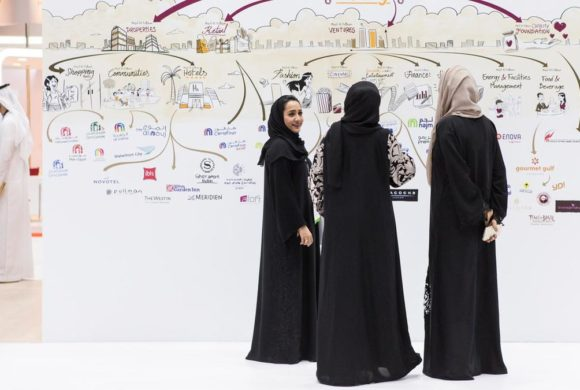 Female work force participation is key to the Middle East's economic development