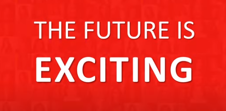 Fiftyfifty – The Future is Exciting