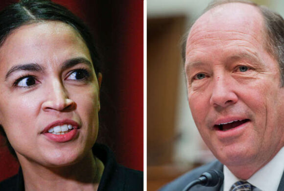 After Accosting AOC On Capitol Steps, GOP Congressman Offers Sort Of Apology