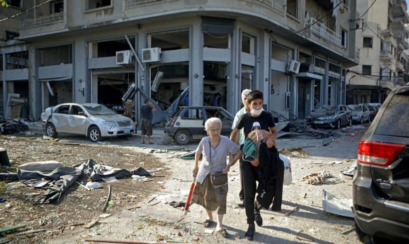Beirut: 150,000 women and girls displaced following blast