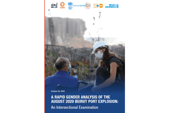 A rapid gender analysis of the August 2020 Beirut Port explosion